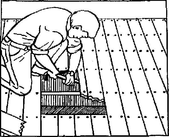 Усунення поганих дошок дерев'яної підлоги