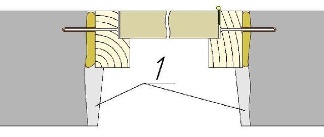 Отделка дверного проёма цементно-песчаной штукатуркой