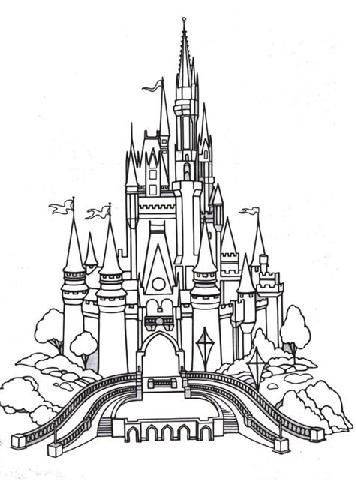 Ескіз для вітражного розпису