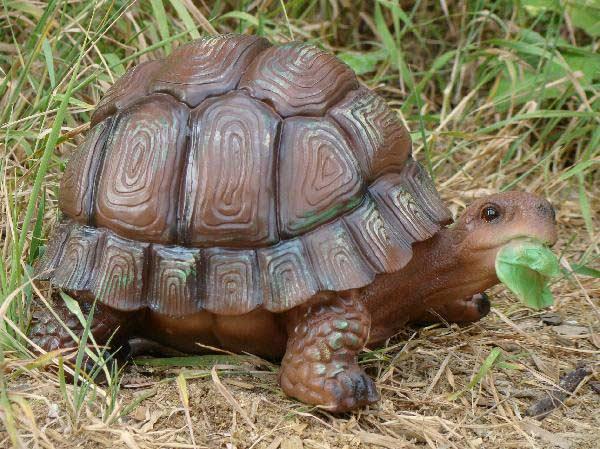 Черепаху своими руками для сада