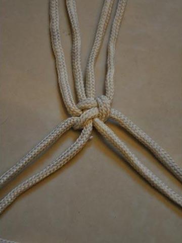 схемы плетения макраме для