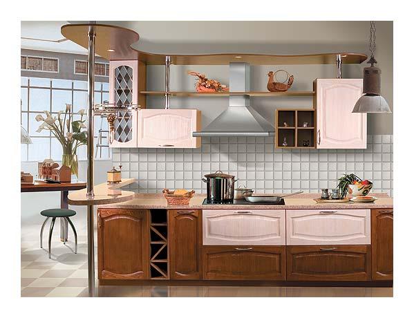 zonadizaina ru 6 Дизайн кухни (фото).