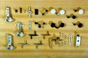 Типы мебельных соединений