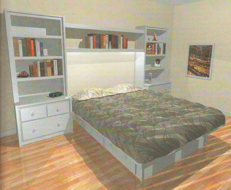 Мебель для спален своими руками