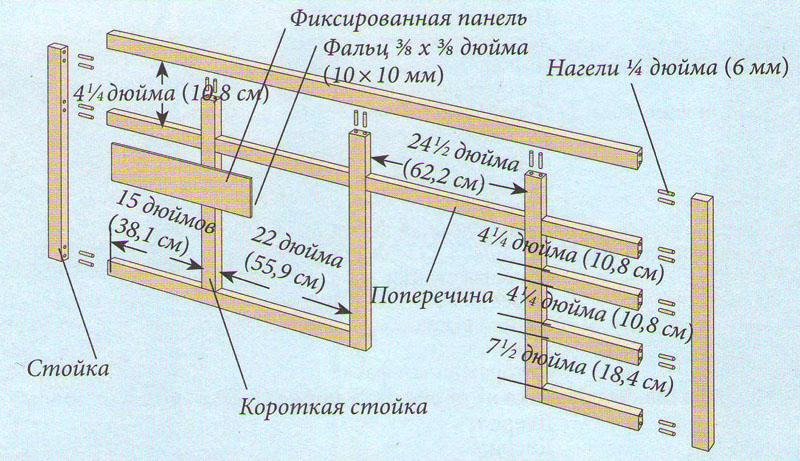 Металлоискатель различающий металлы своими руками