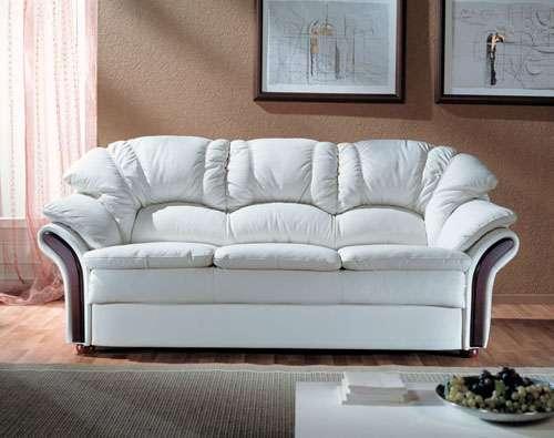 Добре доглянутий диван у вітальні