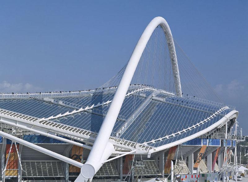 Будівництво куполу стадіону з полікарбонату