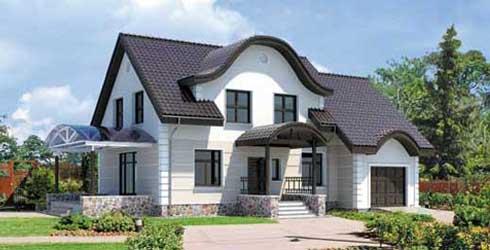Проекту будинку фасад будинку