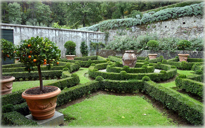итальянские сады - Сумки.