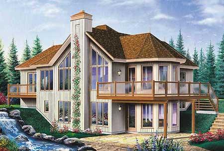 Выбор проекта дома для строительства - Красивый дизайн