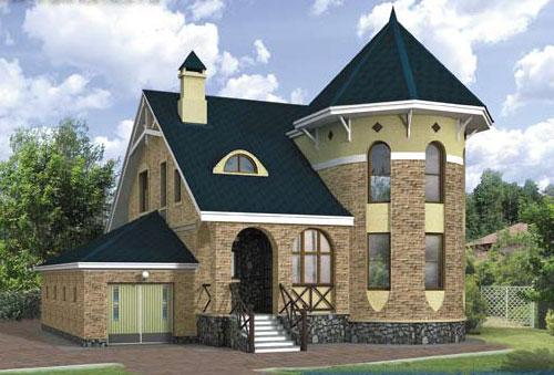 Выбрать проект дома для строительства