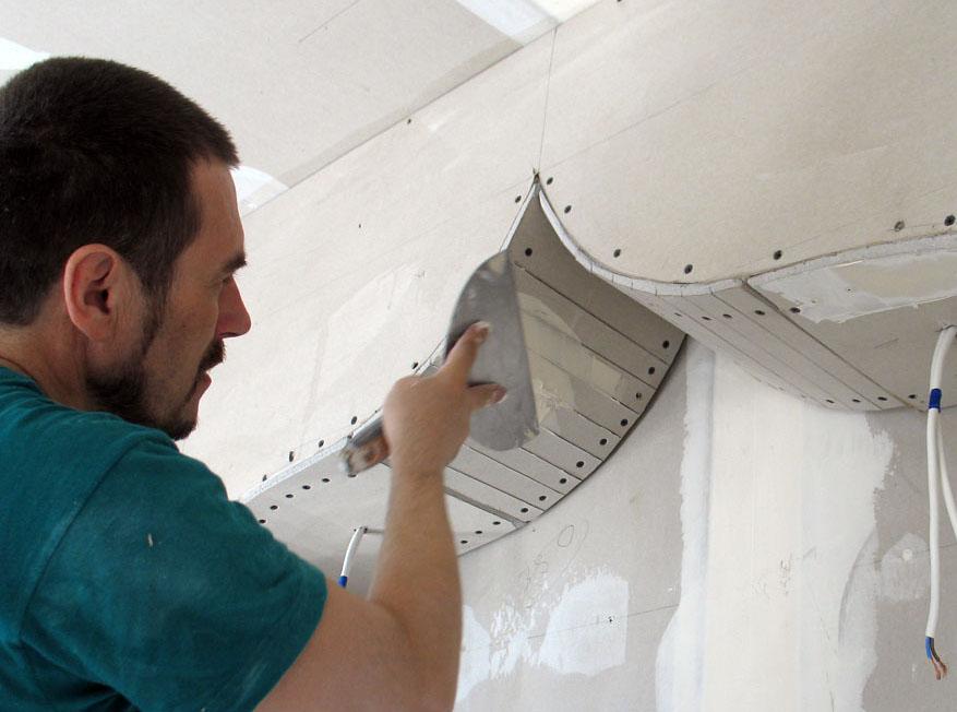 Установка межкомнатной арки своими руками фото