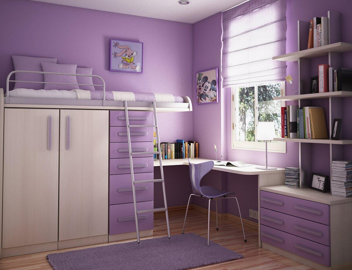 Детской комнаты интерьер детской