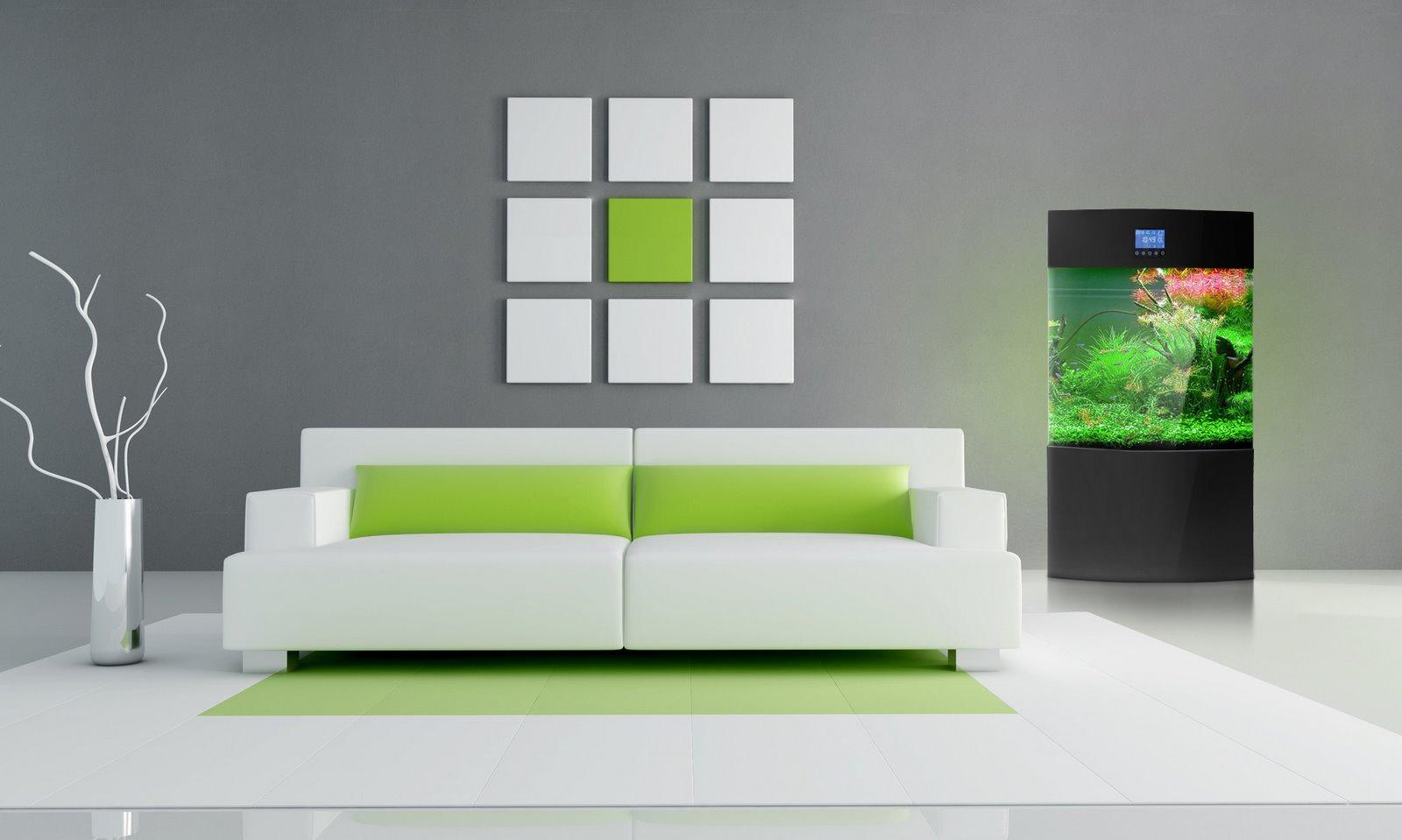 Современный интерьер гостиной в стиле минимализм