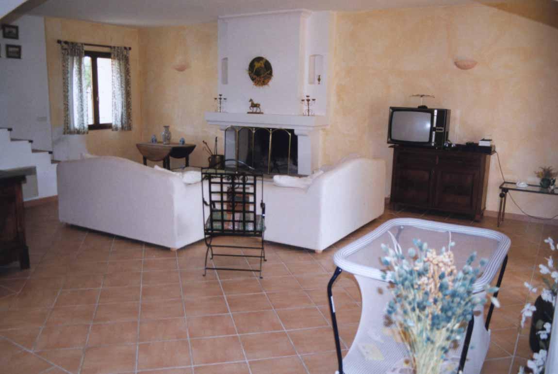Цветовая гамма гостиной в стиле прованс