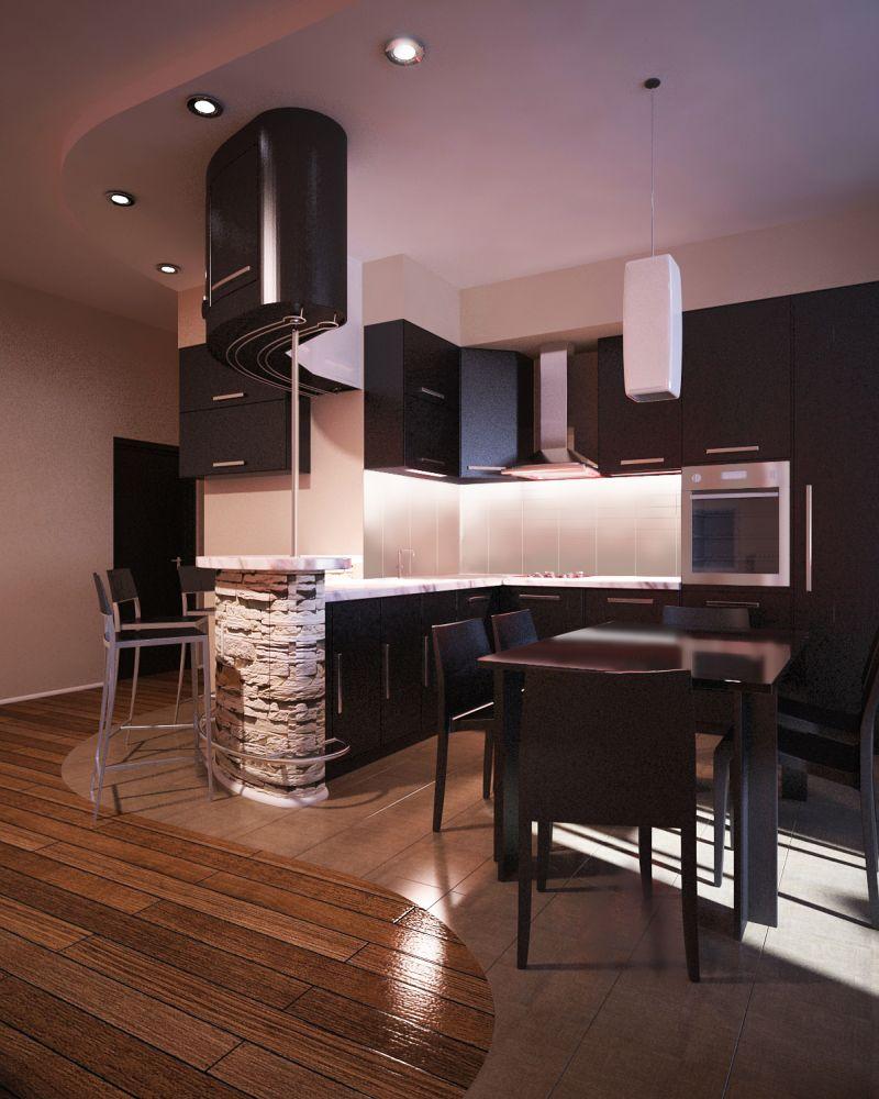 Фото дизайна гостиной в панельном доме