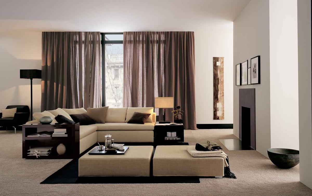 Дизайн спальни с фото обоями