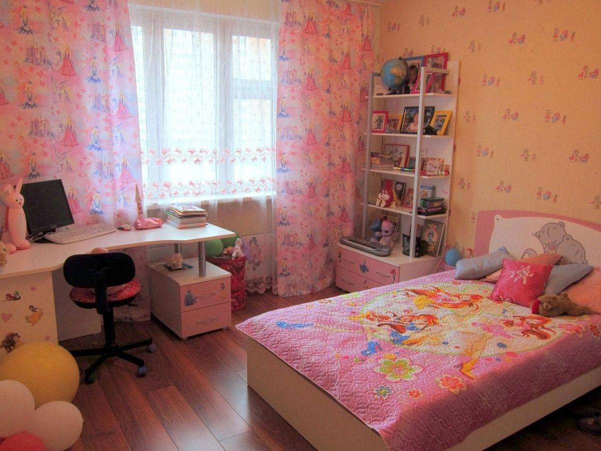 Ігри для дівчат дизайн кімнат