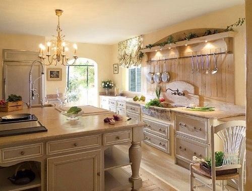картинки французский прованс кухни - Новый стиль.