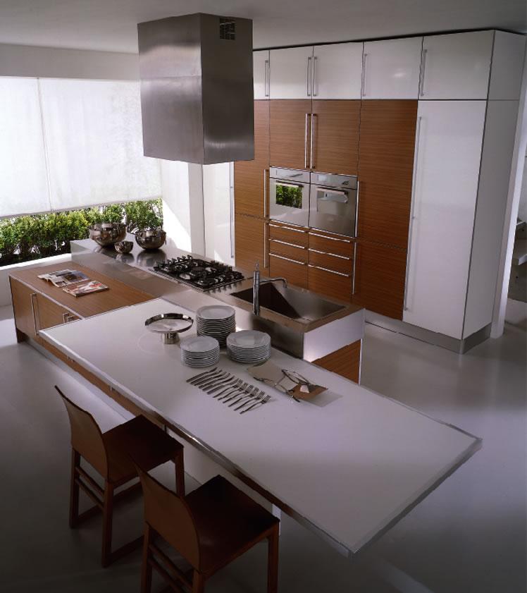 Можно использовать рулонные шторы на кухне