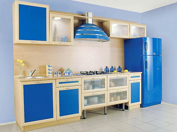 Подбирать можно и цвет и форму встраиваемой мебели