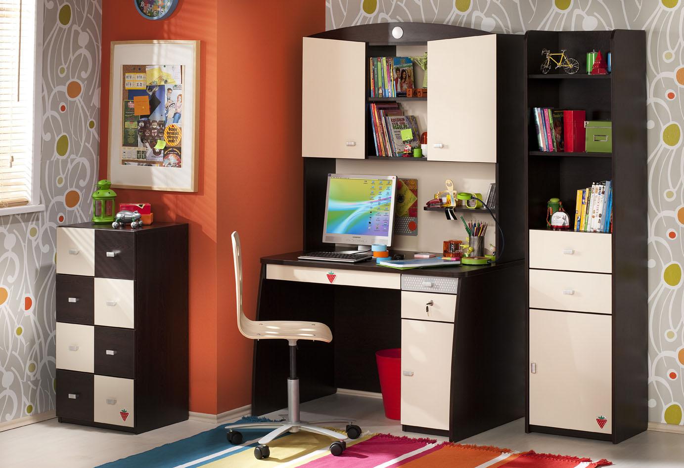 детская мебель для разнополых детей.