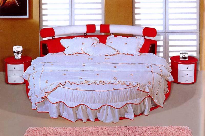 Спальня в стиле модерн с элементами стиля прованс, минимализм и хай-тек