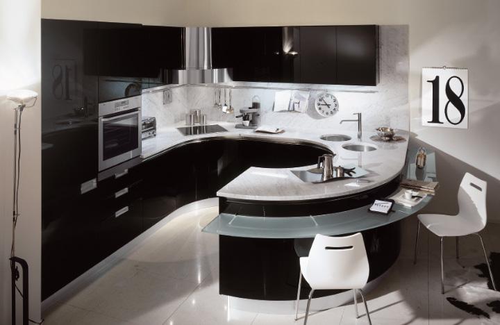 Кухни стили дизайна интерьеров кухни