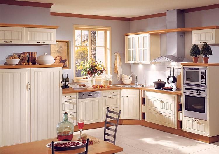 Скандинавский этно-стиль на кухне