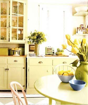 Стиль прованс - это мягкие цвета и много растений