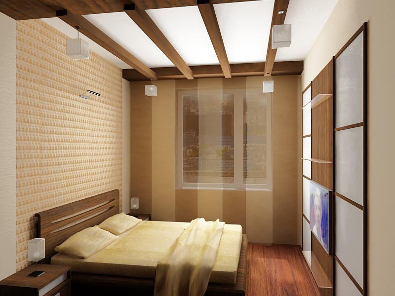 Спальня в стиле хай-тек. мне так хочется в такой спальне спать