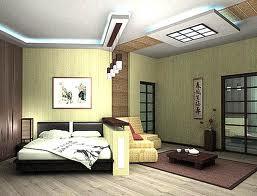 Оформление спальни в стиле японское этно