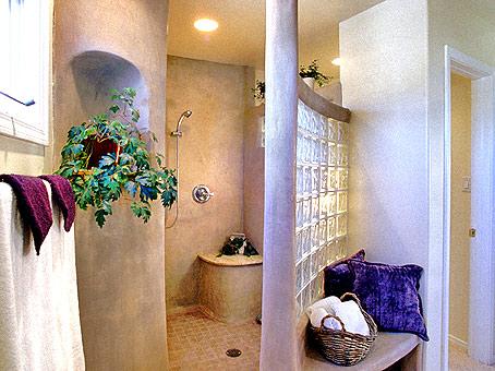 ванные комнаты дизайн в стиле прованс.