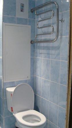 Установка автономной системы отопления и полотенцесушителя – это комфорт в ванной