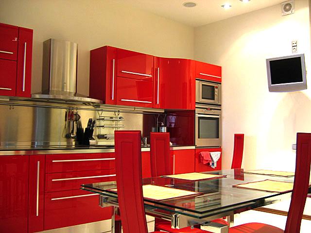 Кухня после ремонта своими руками
