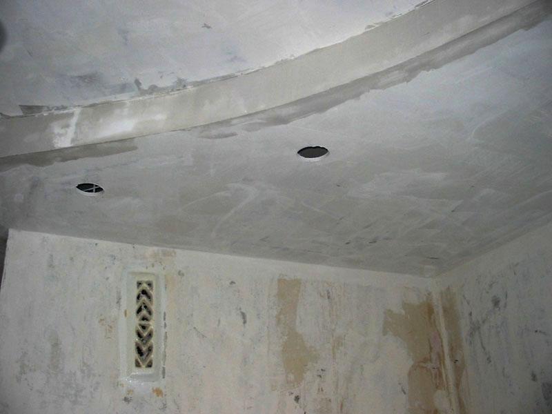Ремонт кухни потолки ремонт своими руками