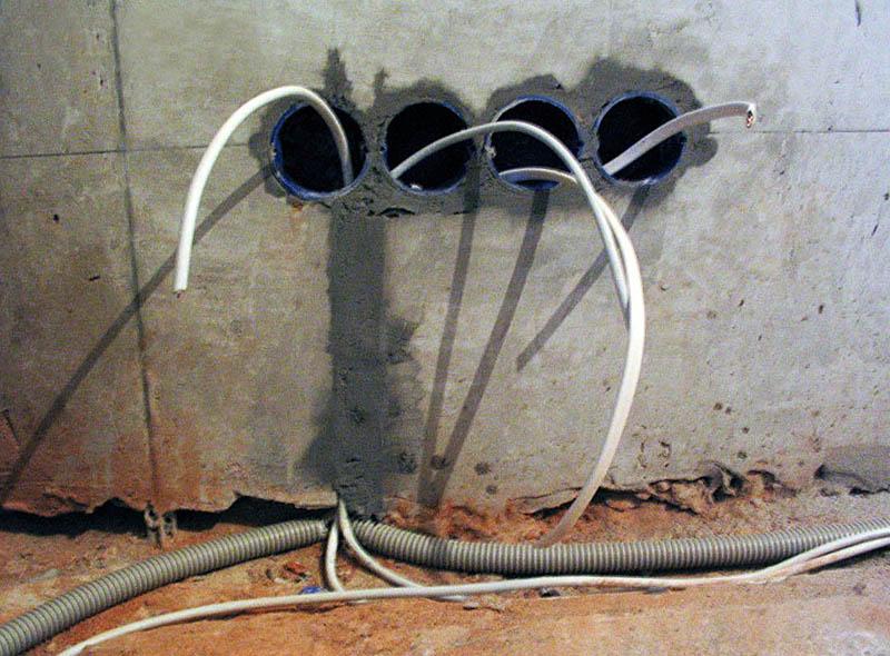 предлагаем плавится кабель на столбе эксперта: Перед