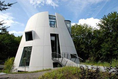 Будинок круглої форми