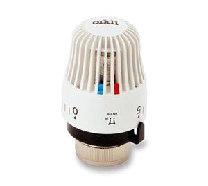 Термостатичний вертель для радіатора