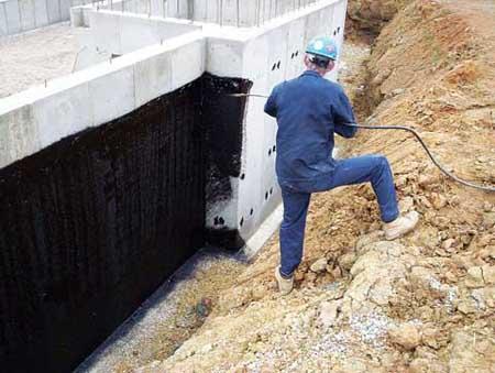 Обмазочная гидроизоляция цена