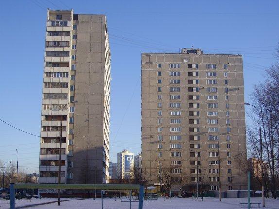 Панельные многоэтажки имеют плохую шумоизоляцию