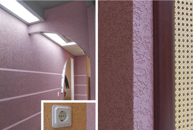 Каток для нанесения краски на стену наливные полы с структурой
