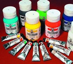 Фарби для розпису