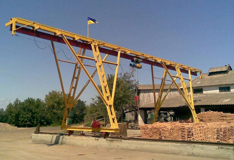 Большая часть отечественного кирпича производится на старых советских заводах