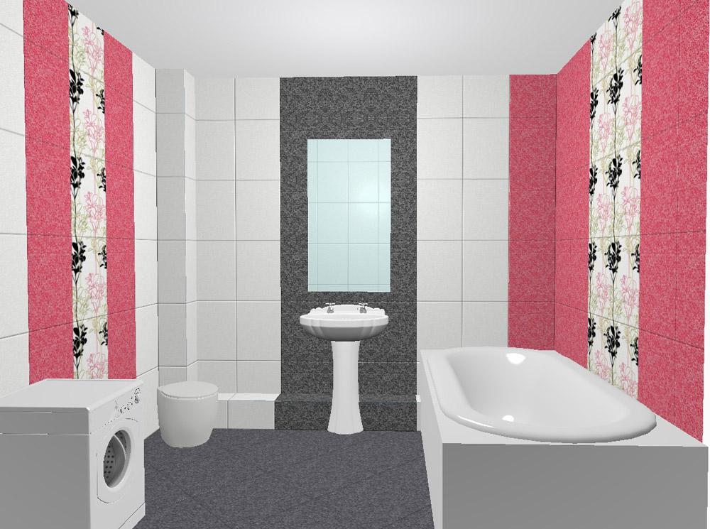 Плитка керамическая в ванную комнату своими руками