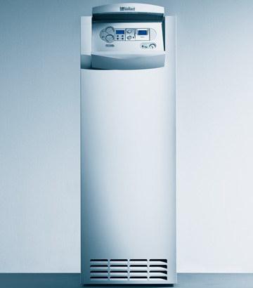 Котел для системы отопления с встроенным бойлером
