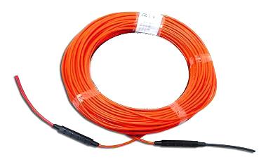 Одножильный греющий кабель для теплого пола