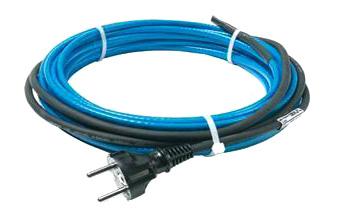 Двухжильный греющий кабель для подогрева труб