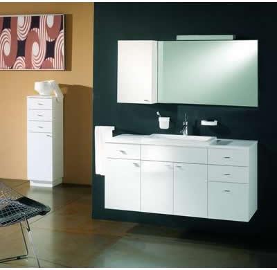 Колекції меблів для ванної кімнати