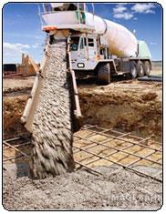 Бетон. Типы бетона - Подготовка бетонной основы